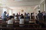 Суд над участниками группировки Сасна црер