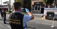 Полиция обезвредила мужчину, который более часа удерживал заложницу в бильярдной