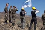 Мониторинг ОБСЕ на границе