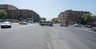 Улица, машины