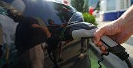 Открытие станции для зарядки электромобилей в Краснодаре