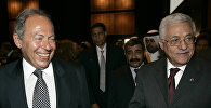 11-й президент Ливана Эмииль Джамиль Лахуд (слева)