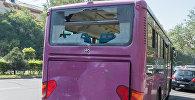 ДТП с участием автобусов в Ереване