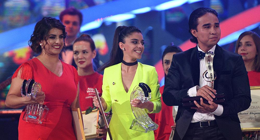 Армянская победительница конкурса «Новая волна» Эрна Мир получит 2 млн рублей