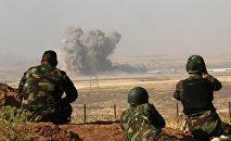 Военные, Курдистан
