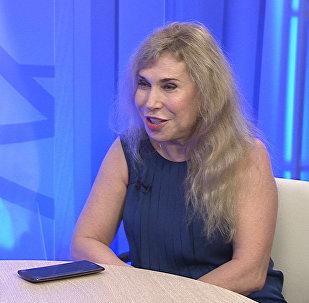 Светлана Драган о братских народах, Беларуси и ее лидере