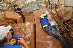 Гуманитарная помощь для армян Сирии