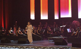Рози Армен и Мишель Легран выступили на концерте в Ереване