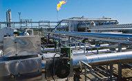 Завод по очистке газа