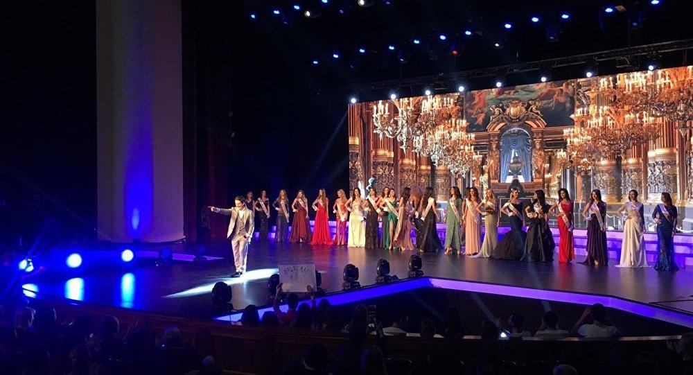 Армения выбрала свою королеву красоты