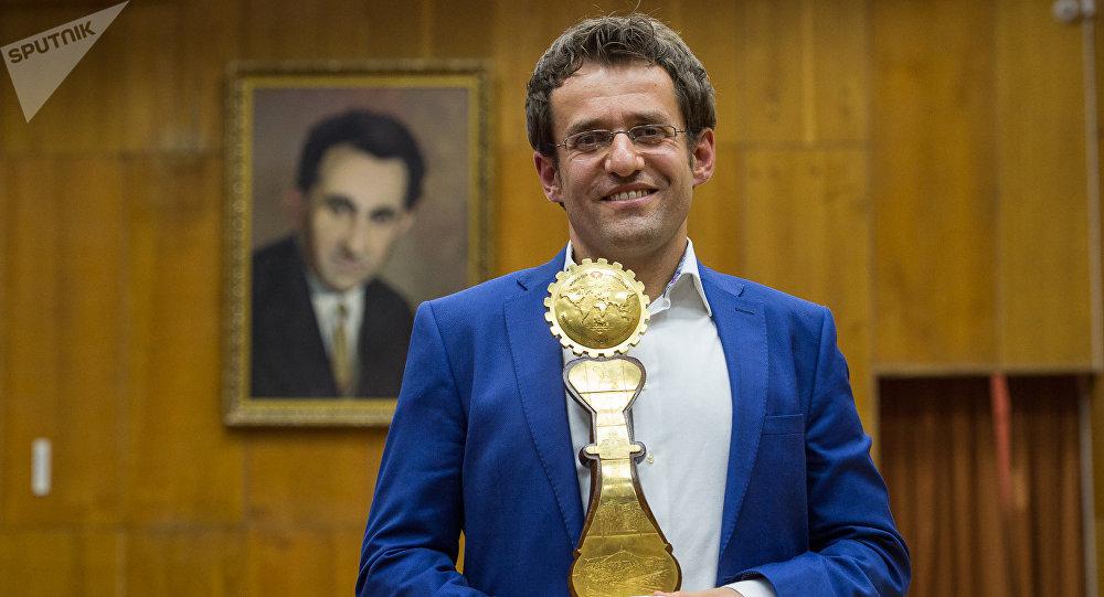 Tradewise Chess Festival: Левон Аронян победил натай-брейке