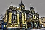 Азербайджанский государственный академический театр оперы и балета имени Ахундова