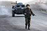 Турецкий солдат