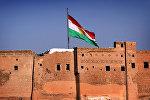 Город Эрбиль, иракский Курдистан