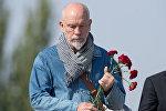 Джон Малкович посетил Мемориал жертв Геноцида Армян в Цицернакаберде