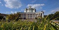 Центральный академический театр Советской Армии, созданный по проекту Алабяна