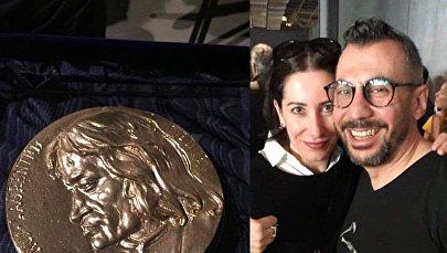 Нур Шадоян выиграл золото Биеннале во Флоренции
