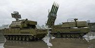 Зенитный ракетный комплекс Бук-1М