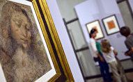 Выставка работ Леонардо да Винчи в Венеции