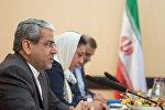 Глава иранской налоговой службы, замминистра финансов и экономики Тахааи Нежат