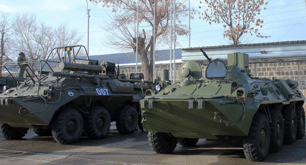 ВАрмении русский военный застрелил сослуживца исовершил [Роскомнадзор]