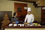 В гостях у шеф-повара: как приготовить блюдо Русалка