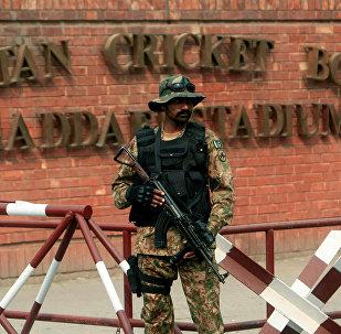 Пакистанский солдат