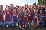 Фестиваль Амшен в селе Пшап