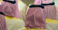 Представители делегации Саудовской Аравии