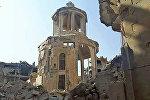 Армянская церковь Дер эз-Зор