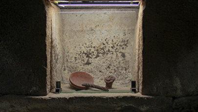 Урартийский музей-мавзолей