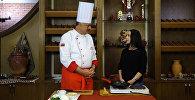 В гостях у шеф-повара: как приготовить Сладости Ани