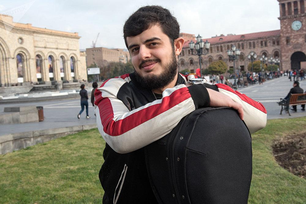 Люди недели Нарек Гаспарян