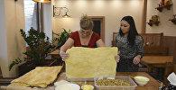 В гостях у шеф-повара: как приготовить пахлаву