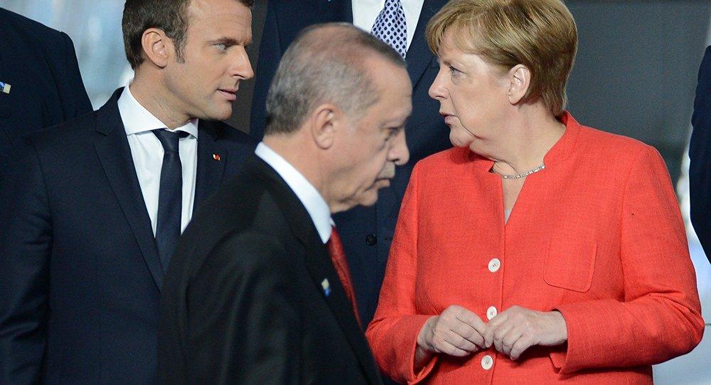 Анкара ответила нанеприятные слова и оскорбительные жесты НАТО— Военный специалист