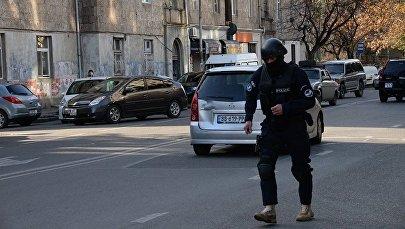 Контртеррористическая операция в Тбилиси