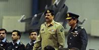 Генерал пакистанских вооружённых сил Рахиль Шариф.
