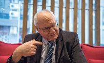 Бывшый посол Израиля в Грузии и Армении Барух Бен-Нерия