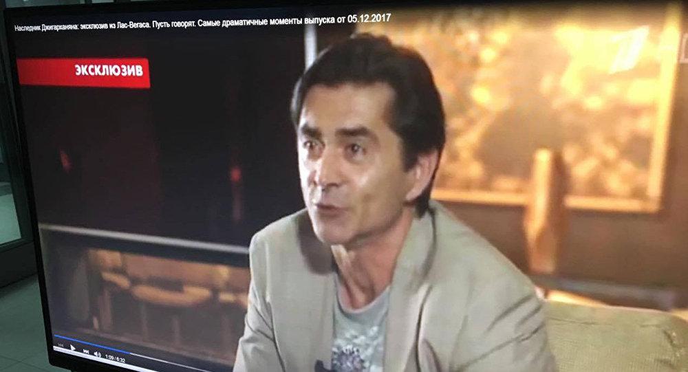 Степан Джигарханян