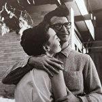 Дейв Брубек с женой