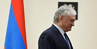 Министр иностранных дел Республики Армения Эдвард Налбандян