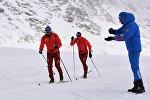 Лыжные гонки. Тренировочный сбор национальной команды
