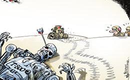 Американские СМИ испугались роботов из России и Китая