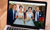 Братья Акопяны в день свадьбы