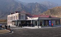 Открытие свободной экономической зоны. Мегри, Армения