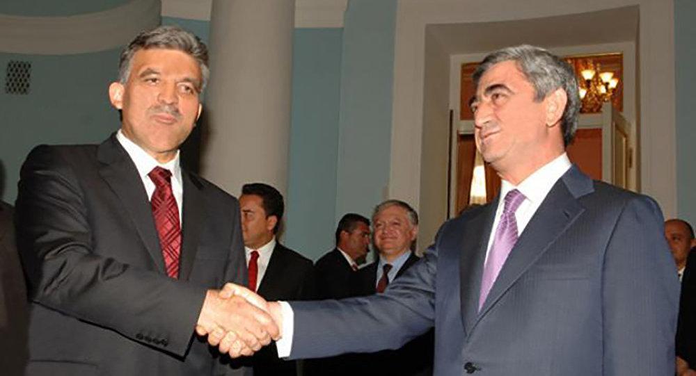 Армения аннулировала договоренности сТурцией, подписанные в2009