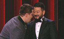 Резидент Comedy Club Гарик Харламов и Михаил Галустян