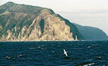 Мыс Анива на острове Сахалин