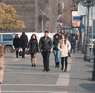 Улица Абовяна, Ереван